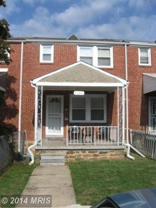 4102 Rockfield Ave, Baltimore, MD 21215