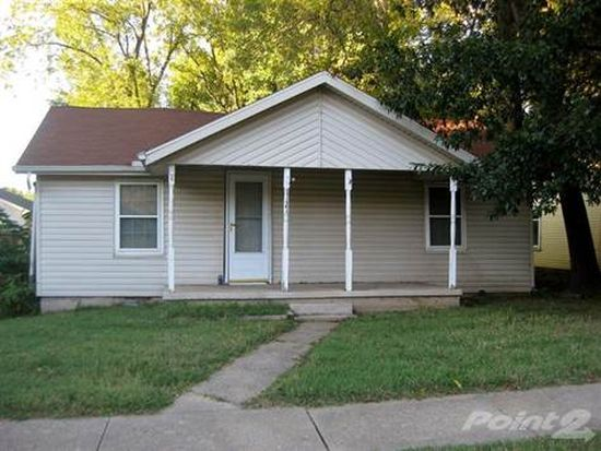 1121 W Thoman St, Springfield, MO 65803