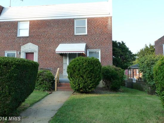 3810 Mary Ave, Baltimore, MD 21206