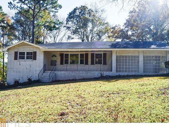 1411 Cherokee Trl, Conley, GA 30288