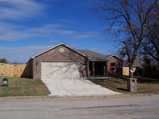 165 Canton Place Single Story, Mannford, OK 74044