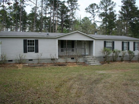 1370 Forest Lake Dr, Lincolnton, GA 30817