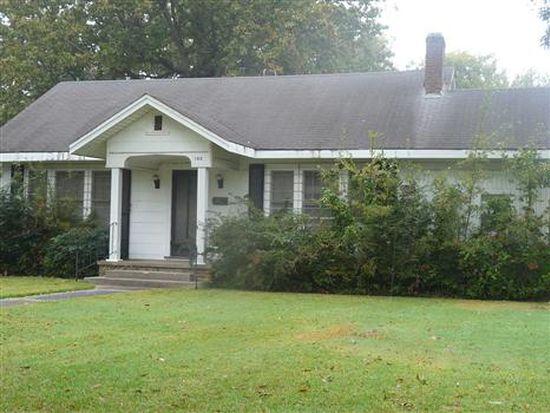 190 W Shaw Ave, Drew, MS 38737