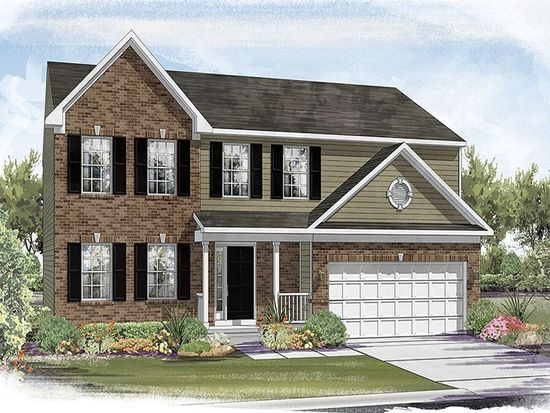 Franklin - Brookhaven by Ryland Homes