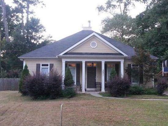 2601 Forrest Ave NW, Atlanta, GA 30318