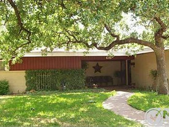 615 NW 20th St, Mineral Wells, TX 76067
