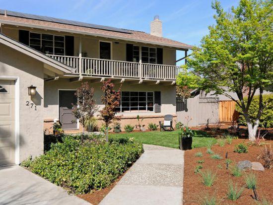 271 Margarita Ct, Los Altos, CA 94022