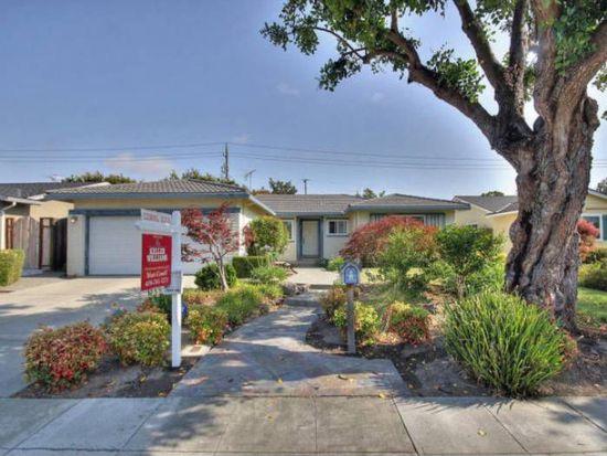 1015 Cassia Way, Sunnyvale, CA 94086
