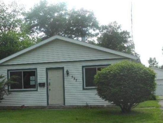 537 Rochelle Rd, Toledo, OH 43615