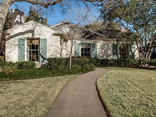 4660 Belclaire Ave, Dallas, TX 75209