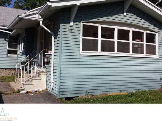 119 N Clemens Ave, Lansing, MI 48912