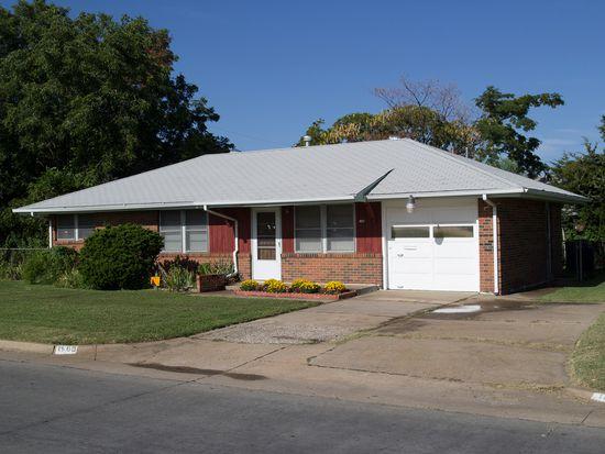 1100 SW 41st St, Oklahoma City, OK 73109