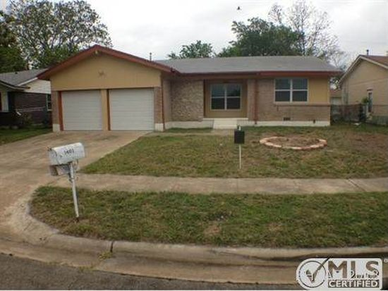 1401 Illinois Ave, Killeen, TX 76541