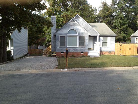 2504 Glenstone Pl, Richmond, VA 23233
