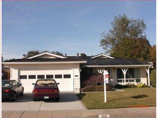 3221 Catalina Ave, Santa Clara, CA 95051