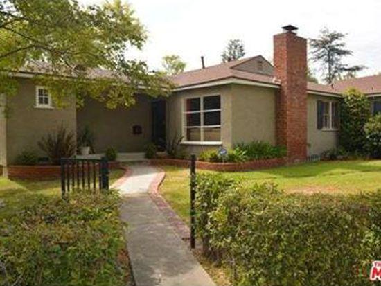 375 N Sunnyslope Ave, Pasadena, CA 91107