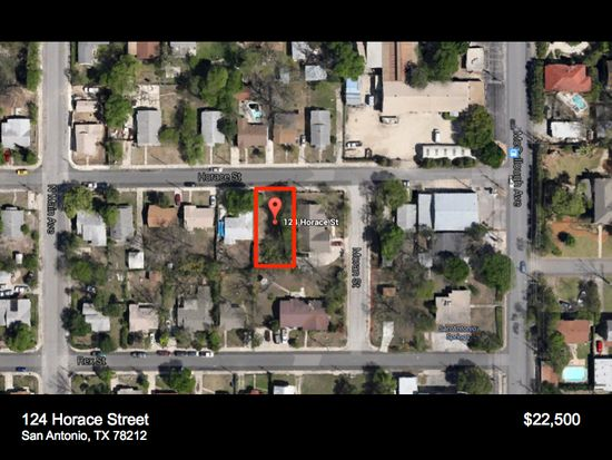 124 Horace St, San Antonio, TX 78212