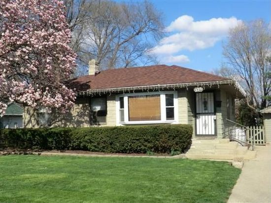 325 S 4th Ave, Beech Grove, IN 46107