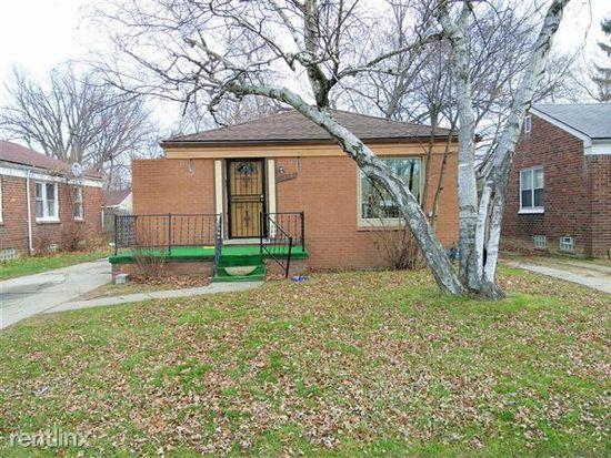 9106 Artesian St, Detroit, MI 48228