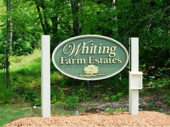 Whiting Farm Dr LOT 79-6, Amherst, NH 03031