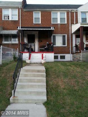 2836 E Federal St, Baltimore, MD 21213