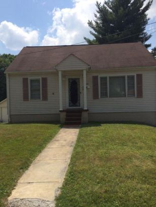 206 Dorcas Ave, Beckley, WV 25801