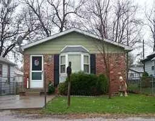 608 Manhattan Ave, Indianapolis, IN 46241