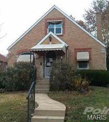 1110 Childress Ave, Saint Louis, MO 63139