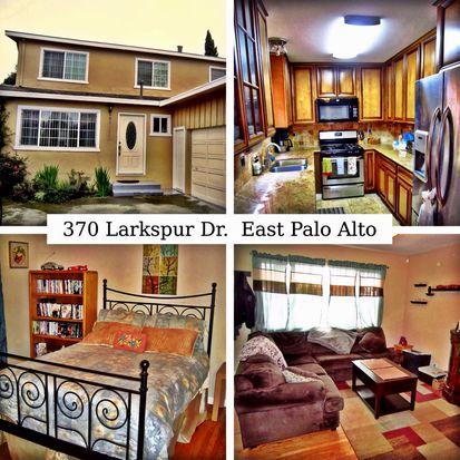 370 Larkspur Dr, East Palo Alto, CA 94303