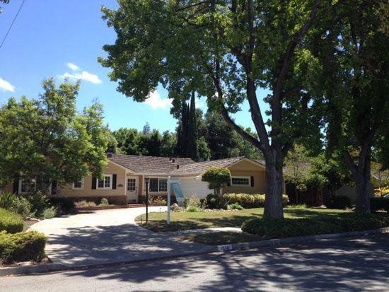 1016 S Genevieve Ln, San Jose, CA 95128