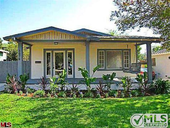 1576 Glen Aylsa Ave, Los Angeles, CA 90041