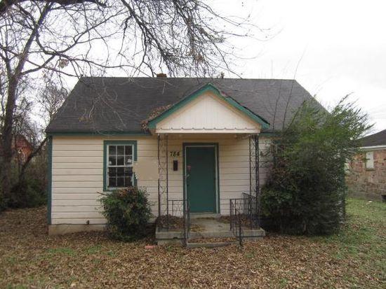 784 Boston St, Memphis, TN 38114