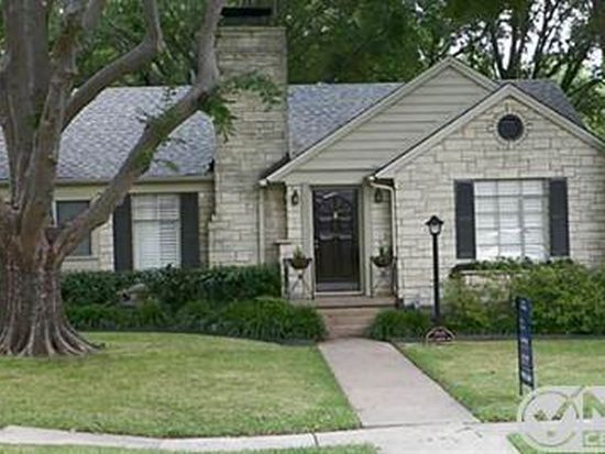 5510 W Hanover Ave, Dallas, TX 75209