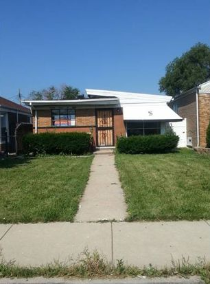 7708 S Sawyer Ave, Chicago, IL 60652