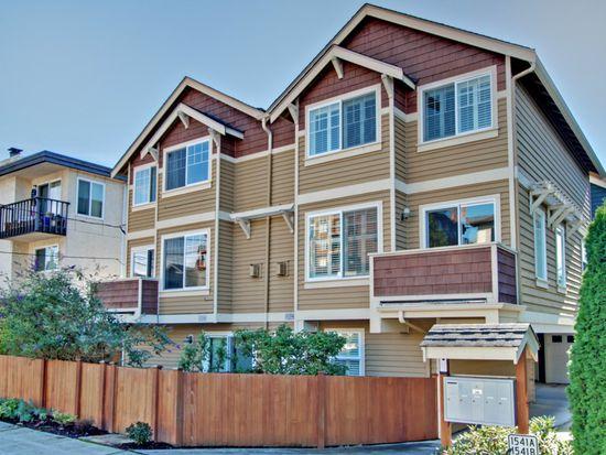 1539 NW 53rd St # B, Seattle, WA 98107