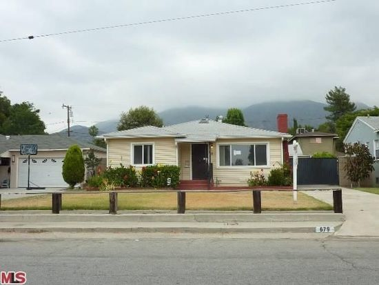 679 W Harriet St, Altadena, CA 91001
