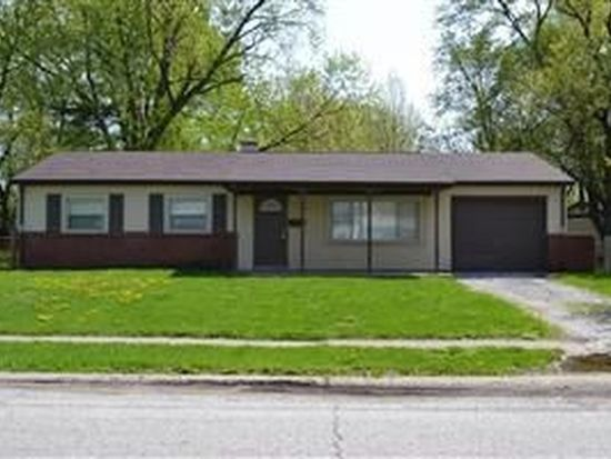 3117 N Huber St, Indianapolis, IN 46226