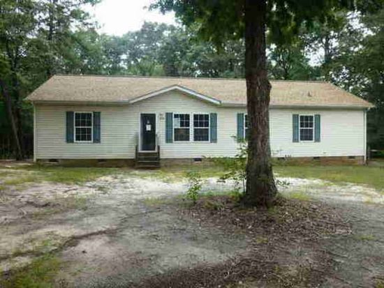 1228 Dupree Rd, Willow Spring, NC 27592