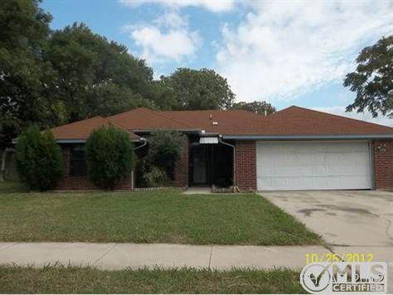 1401 Daude Ave, Killeen, TX 76549