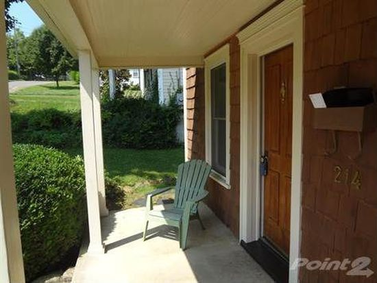 214 Maury St, Lexington, VA 24450