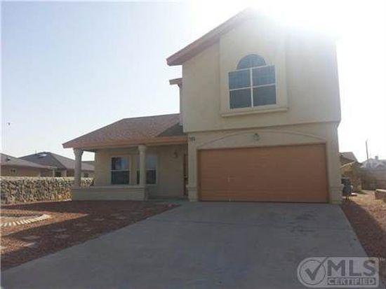 4108 Tierra Keto Pl, El Paso, TX 79938