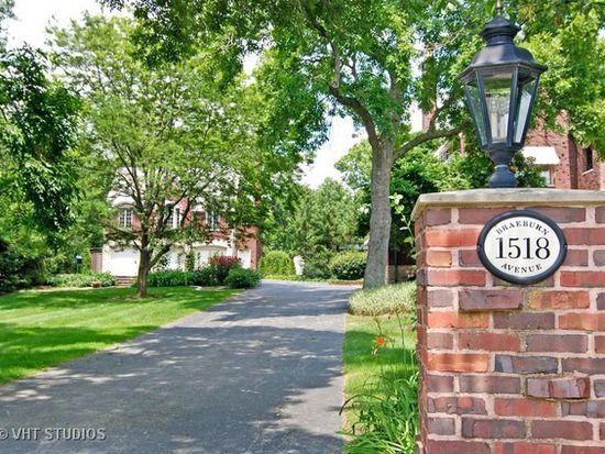 1518 Braeburn Ave, Flossmoor, IL 60422