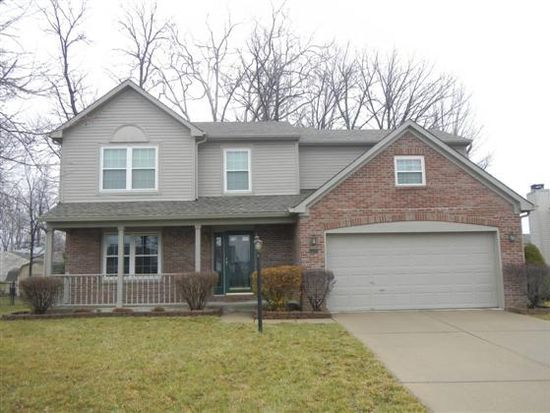 2037 Cross Willow Ln, Indianapolis, IN 46239