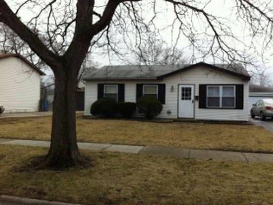 3611 Peach Grove Ln, Hazel Crest, IL 60429