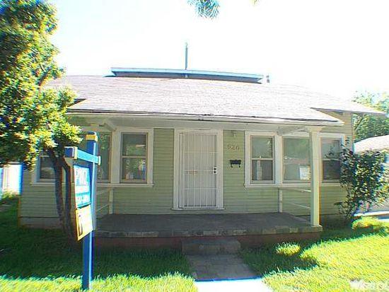 620 W Park St, Stockton, CA 95203