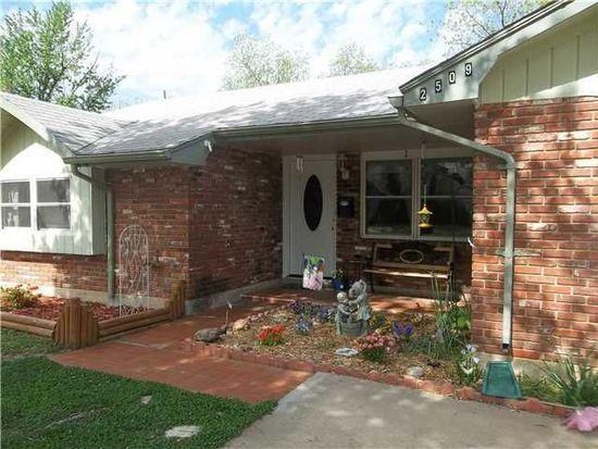 2509 N Redmond Ave, Oklahoma City, OK 73127