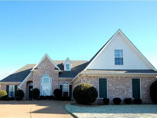 1698 Kings Pond Cv, Cordova, TN 38016
