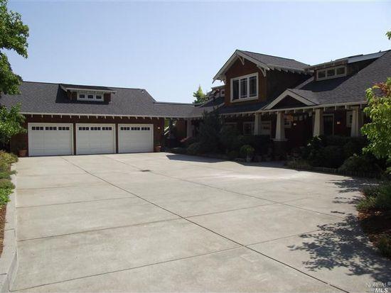 16 Shadow Creek Ct, Fairfax, CA 94930