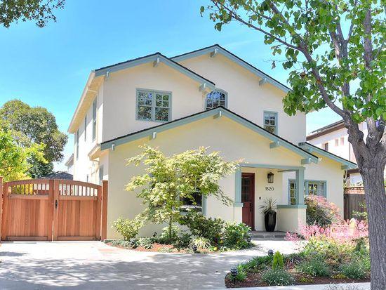 1520 Portola Ave, Palo Alto, CA 94306