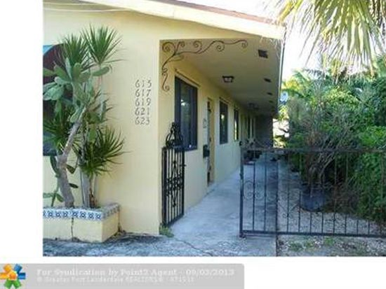 617 NE 29th Dr, Wilton Manors, FL 33334